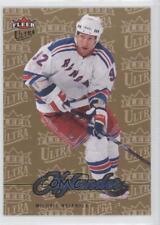 2007-08 Fleer Ultra Gold Medallion Edition #70 Michael Nylander New York Rangers