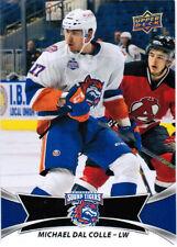 16/17 UD UPPER DECK AHL HOCKEY SHORT PRINT SP CARDS (#101-150) U-Pick From List