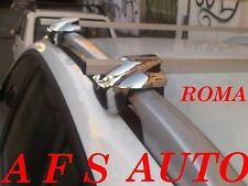 BARRE PORTATUTTO AFS AUTO AUDI A4 AVANT CON RAILS CON CHIAVE ANTIFURTO