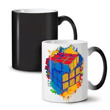 Cube jeu Changeant Couleur Thé Tasse de Café 11 OZ (environ 311.84 g)   wellcoda