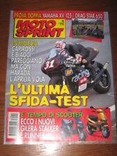 MOTOSPRINT 1997/14 HARADA YAMAHA XV 125 DRAG STAR 650