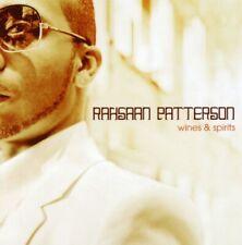 Rahsaan Patterson - Wines & Spirits [New CD]