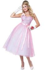 50s Teen Angel Hop Women Adult Costume