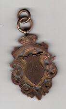 1901 Batting Championship Figural Baseball Pendant, Identified!