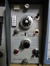 KISTLER 5002 dual CHARGE AMPLIFIER MODULE KIAG SWISS ACCELEROMETER PRESSURE