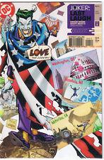DC Comics JOKER: LAST LAUGH (2001 Series) -  Free USA shipping!