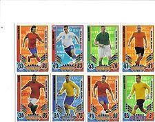 Match Attax Inglaterra Euro 2012 hombre del partido tarjetas elige tu propio Tarjetas