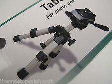 Professional Mini Table Tripod Digital Camera Camcorder