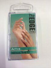 The Edge Active 50 Nail Tips