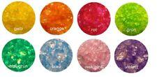 (4,15€/1kg) Glasgranulat Glassteine farbig 4-10mm 1000g Streudeko - MADE IN GERM