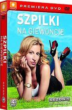 Szpilki na Giewoncie - Sezon 1 (DVD 4 disc) 2010 Serial TV POLISH POLSKI