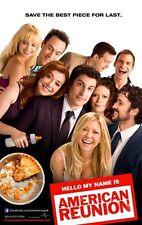 AMERICAN PIE REUNION - 2012 Orig D/S 27x40 Adv Movie Poster - ALYSON HANNIGAN