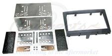 PORSCHE BOXSTER 987 09 on Double Din Car Sterep Facia Fitting Kit CT23PO04 BLACK