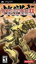 Rengoku II: The Stairway to H.E.A.V.E.N. (Sony PSP, 2006)