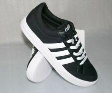 Adidas AW3890 VS Set Canvas Qualität Schuhe Sport Sneaker 41 45 1/3 Black White