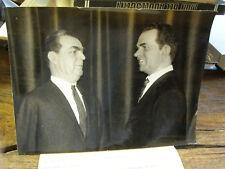 brejnev et nixon au musée grévin 1969