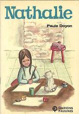 Nathalie par Paule Doyon (Paperback 1976)