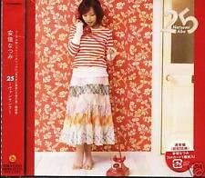 Natsumi Abe - 25 - Vingt Cinq - Japan CD - NEW J-POP