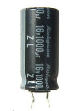6pcs Rubycon ZL 1000uf 16v 105C Radial Capacitor NEW
