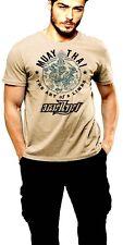 Thai Boxing T-Shirt Muay Thai The Art Of Eight Limbs Full Contact Sport Yak Tee