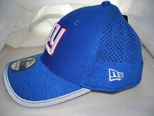 NEW YORK GIANTS 39THIRTY ON- FIELD BLUE TRAINING CAMP FLEX FIT HAT CAP NEW ERA