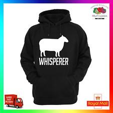 Sheep Whisperer Farmer Farm Agri Farming Hoodie Hoody YFC Funny Cool Shepherd