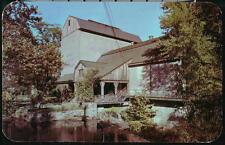 NEW HOPE PA Bucks County Playhouse Vintage Theater Postcard Old Pennsylvania A