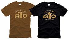 CITY OF GOD Rio de Janeiro - Herren-T-Shirt, Gr. S bis XXL