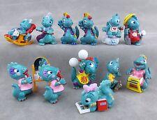 Überraschungsei Figuren Dapsy Dino Family Saurier Auswahl 1997 UeEi