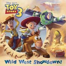 Wild West Showdown! Disney/Pixar Toy Story 3 PicturebackR