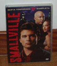 SMALLVILLE - 6ÈME SAISON COMPLÈTE - 6 DVD - NEUF - SERIES - AVENTURES