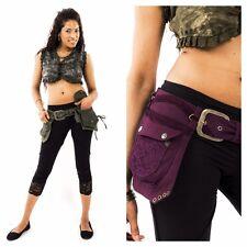 STEAMPUNK utility belt, pocket belt, festival belt, hip bag, goa belt, bum bag