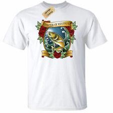 Bass Hunter Mens T-Shirt funny fishing top clothing