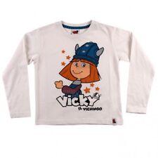 T-shirt Bambino Vicky il vichingo cartoni animati anni 80  *22796