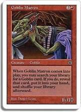MTG 4X ANTHOLOGIES GOBLIN MATRON MINT