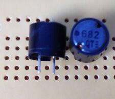 6800uH 100mA 14.4Ω Induttore con ferrite al piombo aperta Core ± 10% Panasonic ELC09D682F