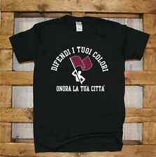 Difendi i tuoi colori Ultras Maglia J393 Tshirt Support local Team Città rione