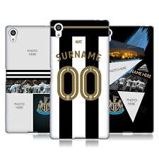 Custom PERSONALIZZATA NUFC 2016/17 personalizzato Soft Gel Custodia per SONY PHONES 2