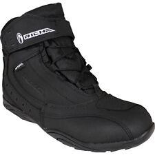 Richa SLICK Impermeable Corta Moto Botas Negro