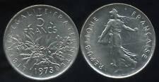 5 francs semeuse 1973  SPL