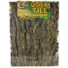 Zoo Med Natural Cork Tile Background for terrarium/vivarium 4 sizes available
