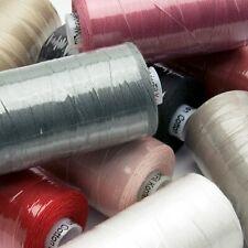 WonderFil Konfetti 50 wt 3-ply Cotton Thread - 1000 meter spools