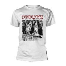 "CANNIBAL CORPSE /""égouttement Logo/"" 3//4 Longueur Manche Raglan Baseball Shirt-Nouveau"