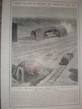 Big Gun Testing 1910 print