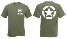 US Army GMC CCKW T-Shirt Jeep Off-Road Oldtimer Vietnam USMC Navy Gr S-5XL WK2