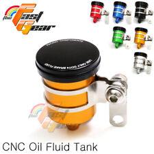 Alu. T6061 CNC Rear Brake Fluid Reservoir Tank Fit Yamaha YZF R1 02 03 04 05 06
