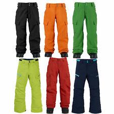 Burton Boys Exile Cargo Pant Kinder Snowboardhose Skihose Funktionshose Hose