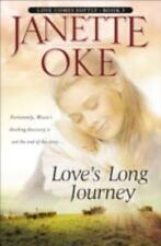 Love's Long Journey - Acceptable - Oke, Janette - Paperback
