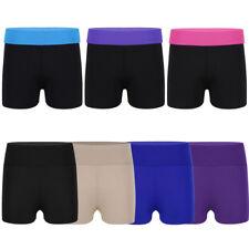 Black Seamless High Cut Ballet Dance Underwear Briefs Pants Knickers By Katz