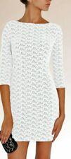 Diane Von Furstenberg DVF Sarita Acorn Lace White Dress 4
